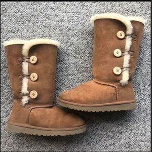 Ugg Triple Bailey Button Boots